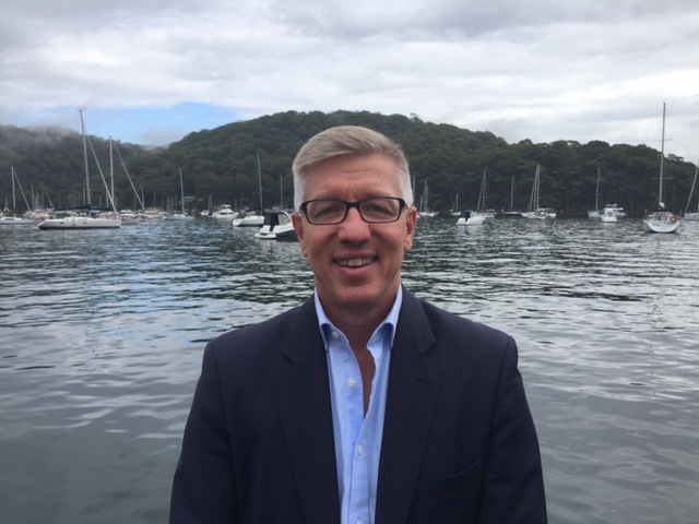 Newly appointed Chief Executive Officer of Australian Sailing