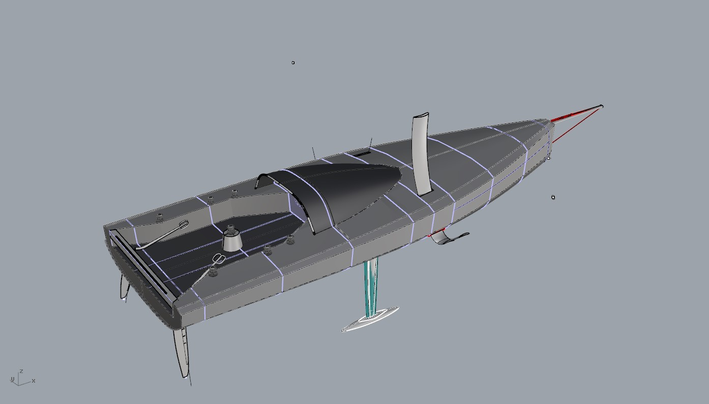 MK3 STRUCTURAL PERSPECTIVE
