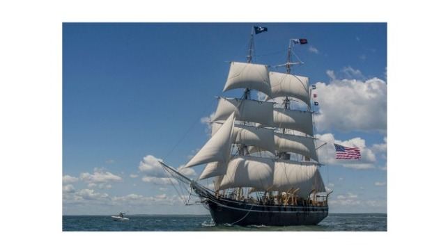 The Charles W. Morgan is the last of an American whaling fleet that once numbered more than 2