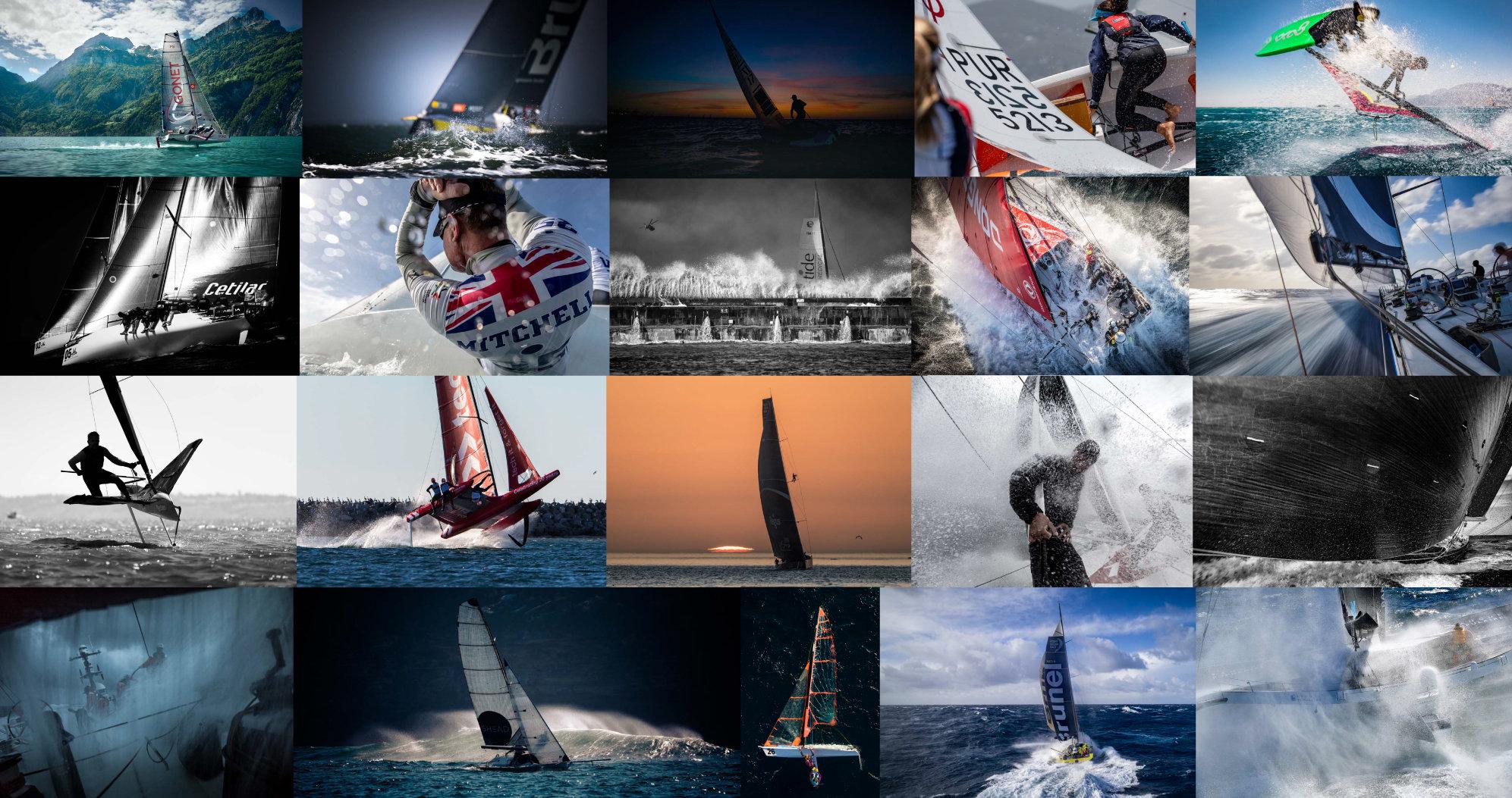 Mirabaud Yacht Racing Image finalists 2018
