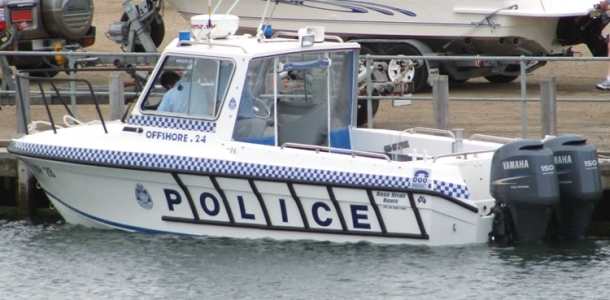 Police Boat. Source Google.