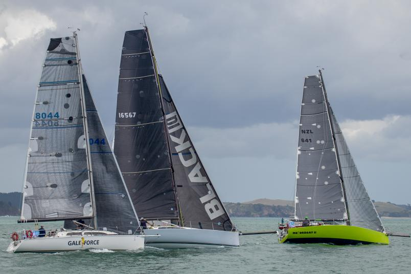 Two-handed sailing. Photo Yachting New Zealand.