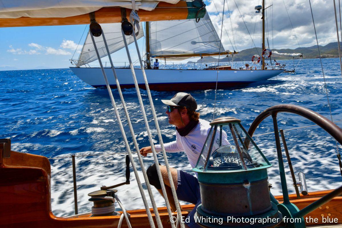 Alex-Goldhill-skippered- Mah-Jong - Ed Whiting pic