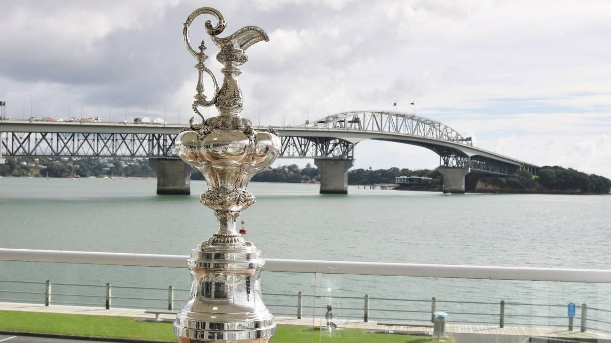 The 2021 America's Cup will-be-sailed-in-Auckland-with-possibly-six-challengers---Stuff.co-nz