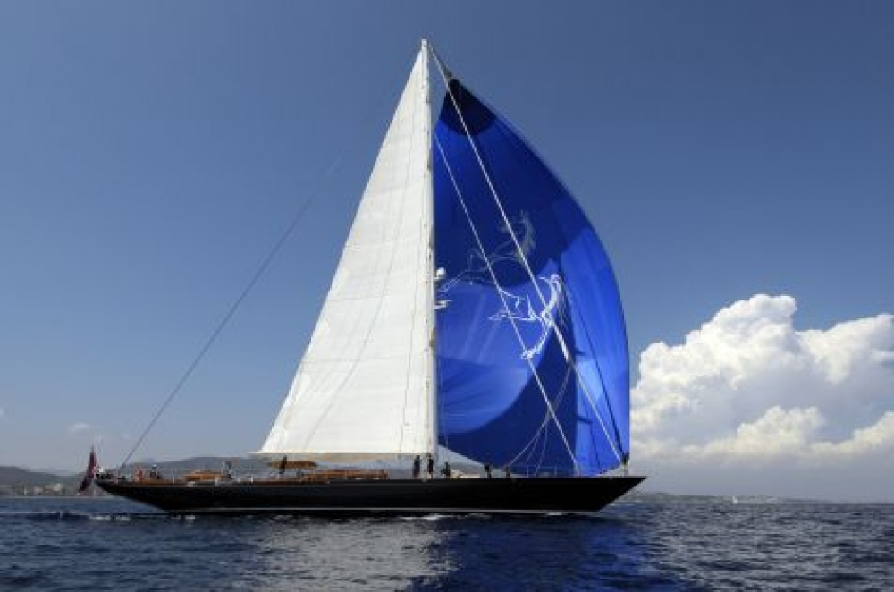 Meteor. The Superyacht Cup Palma.