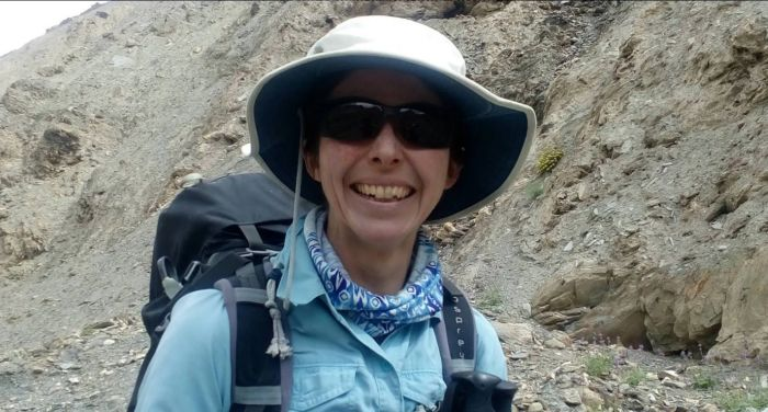 Australian mountaineer Ruth McCance is believed to be missing in India. Credit:Facebook