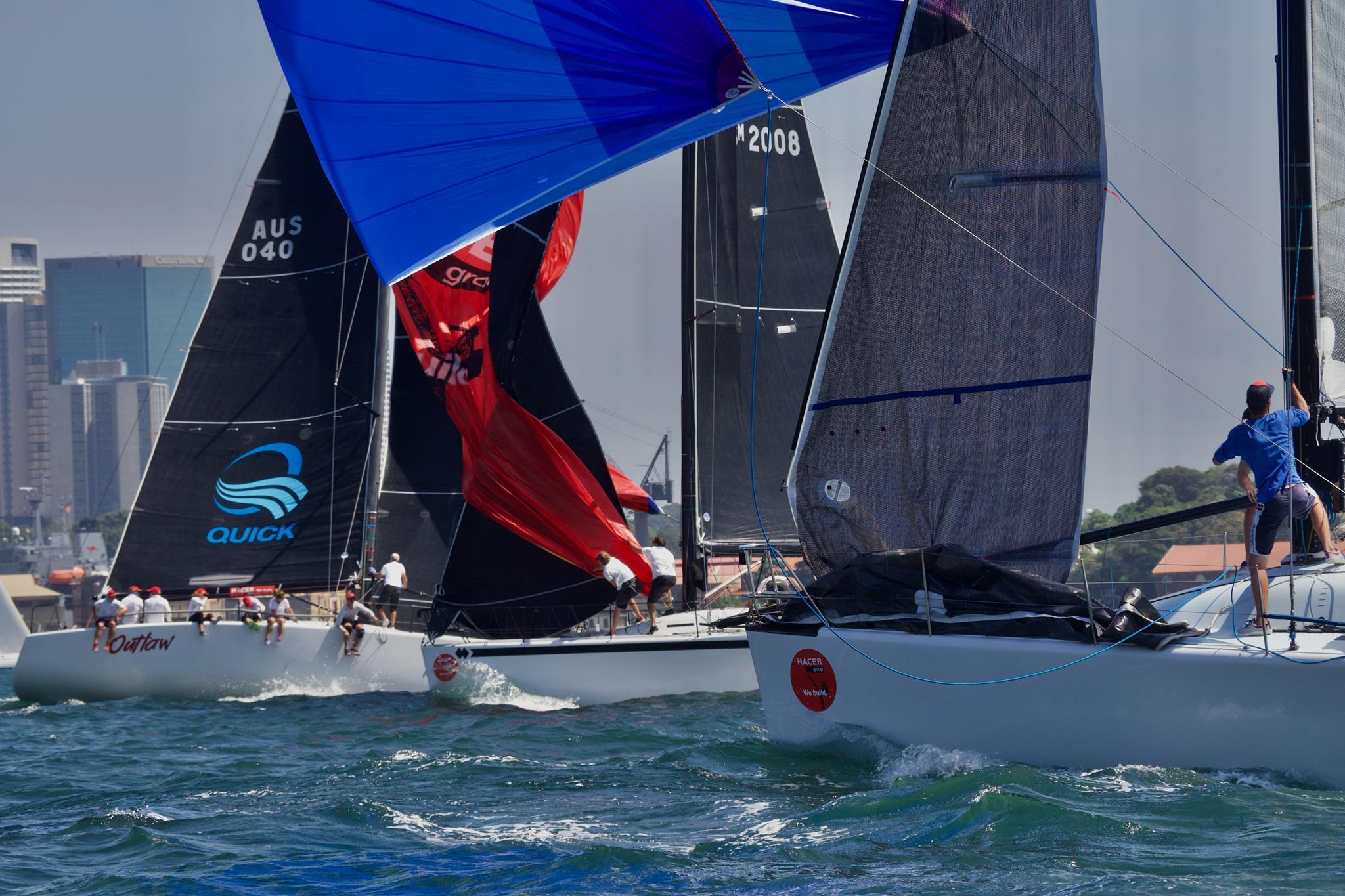 Farr 40 Australian Championship. Photo Tilly Lock Media