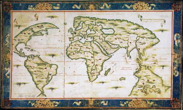 Nicolas Desliens map