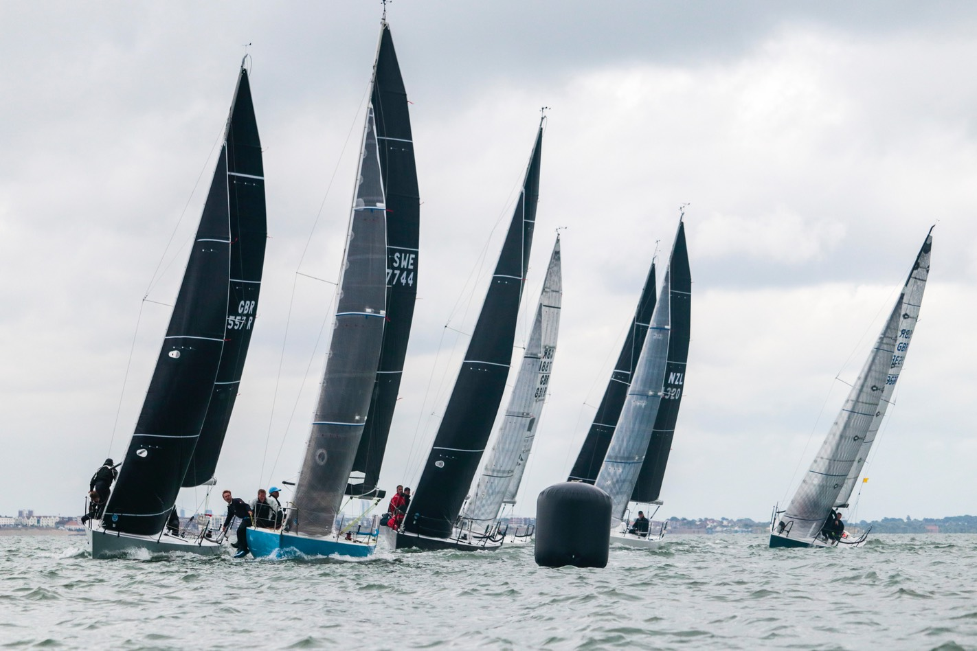 Quarter Ton Cup 2019. Photographs by Waterline Media