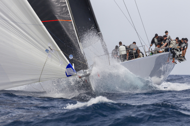 After years of trying Alex Schaerer won Giraglia's offshore race - Studio Borlenghi pic