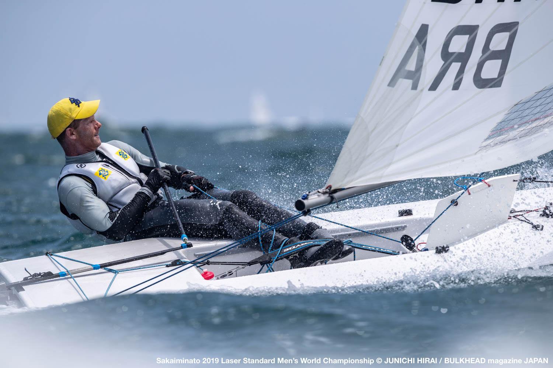 Five-time-Olympic-sailing-medallist-Robert-Scheidt-is-in-fifth-place---Junichi-Hirai-pic
