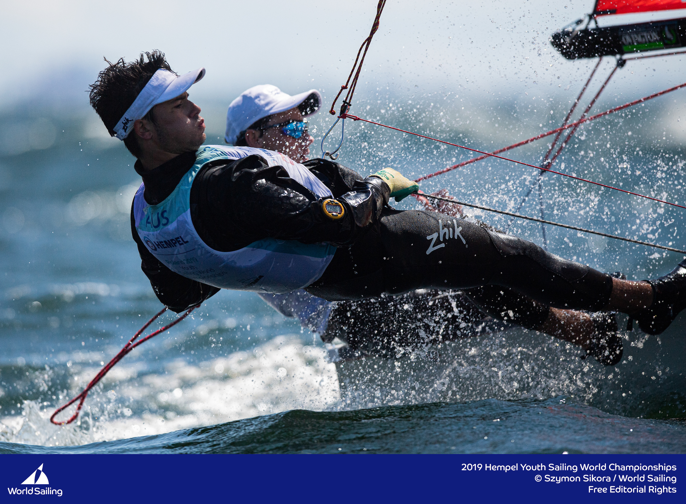 Archie Cropley and Max Paul took Bronze - Szymon-Sikora-pic