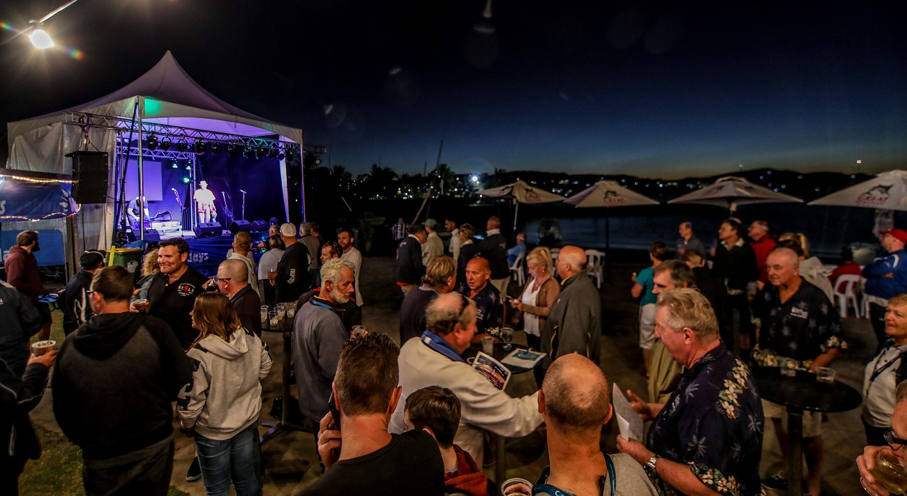 Entertainment continues after the prize giving - Vampp Photography/ABRW.