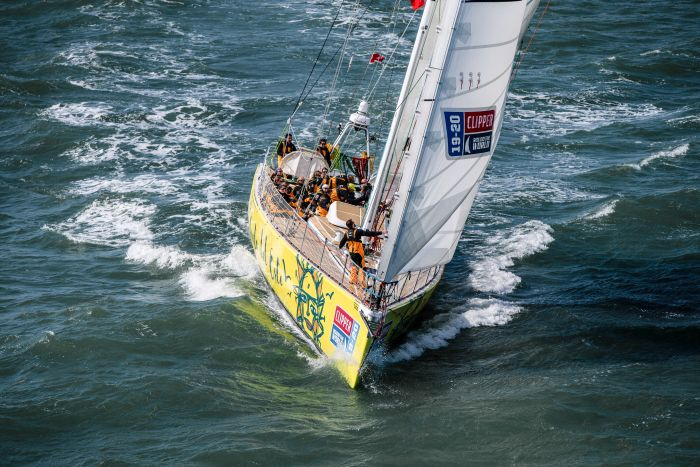 Punta del Este took line honours in the first leg of the 2019/20 Clipper Race.