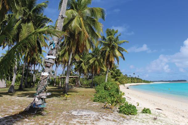 Direction Island.