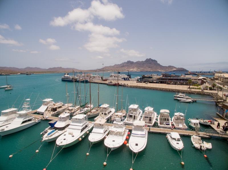 Cabo Verde hosts The Ocean Race 2021-22. Photo GreenStudio.