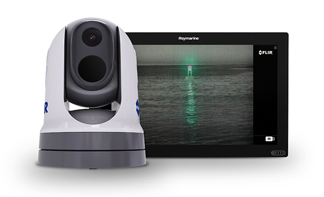 FLIR M300 Series Marine Cameras