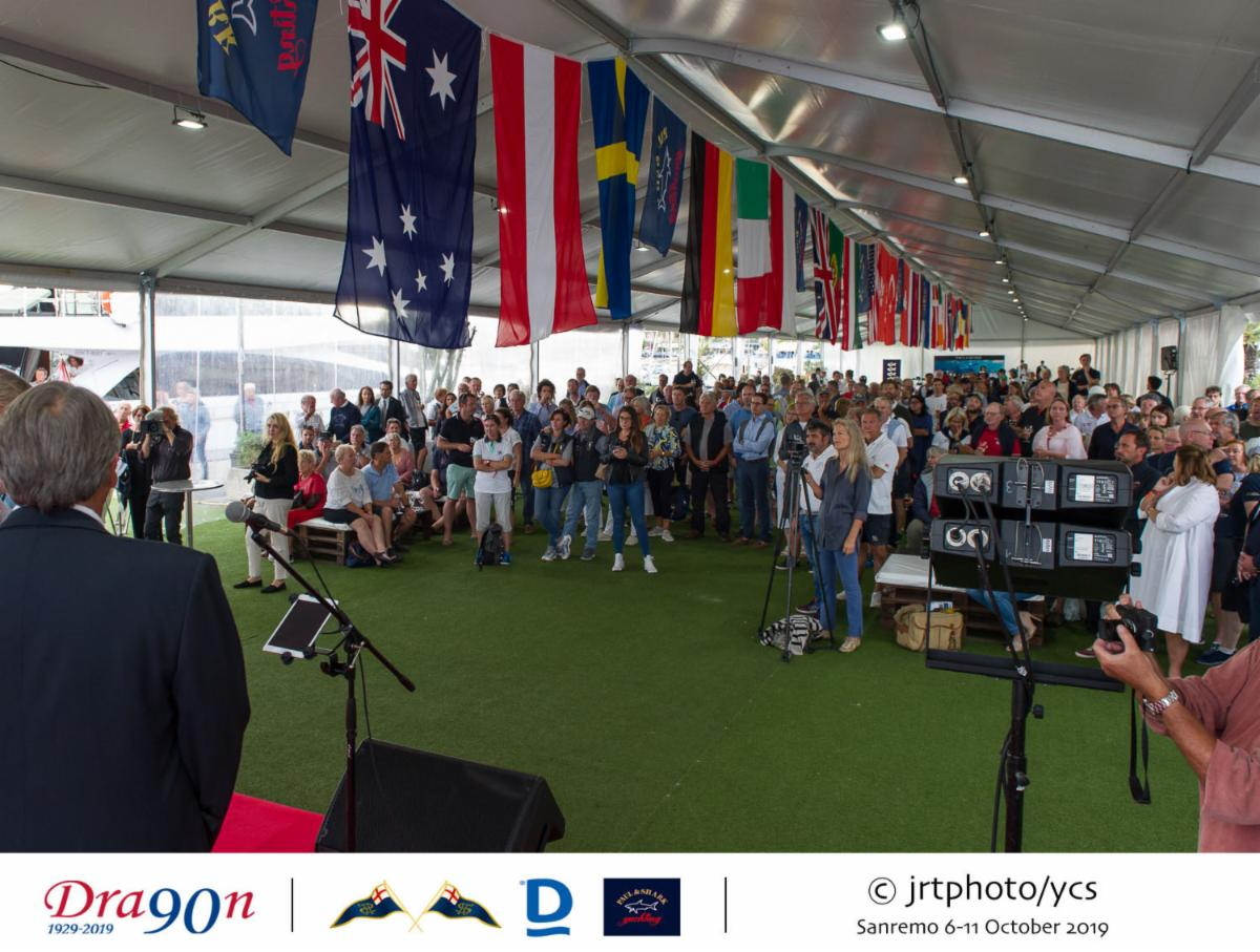 Dragon-sailors-receive-a-welcome-from-Yacht-Club-San-Remo