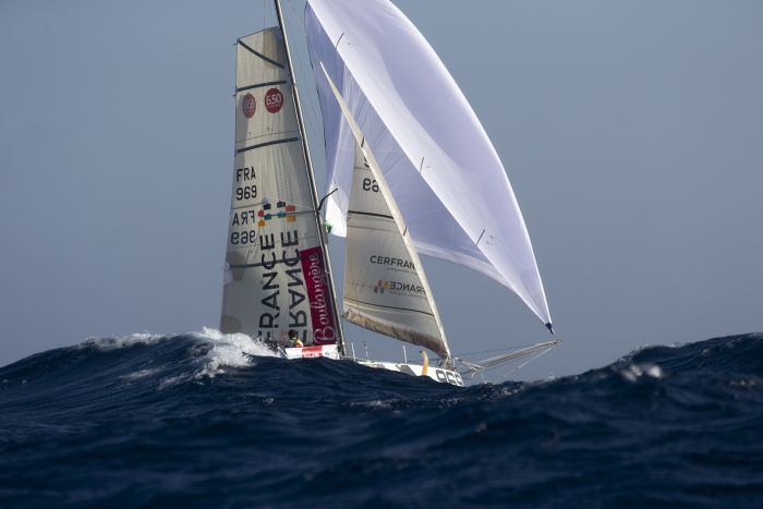PROTOTYPE 969 / Tanguy BOUROULLEC (Skipper : BOUROULLEC TANGUY)