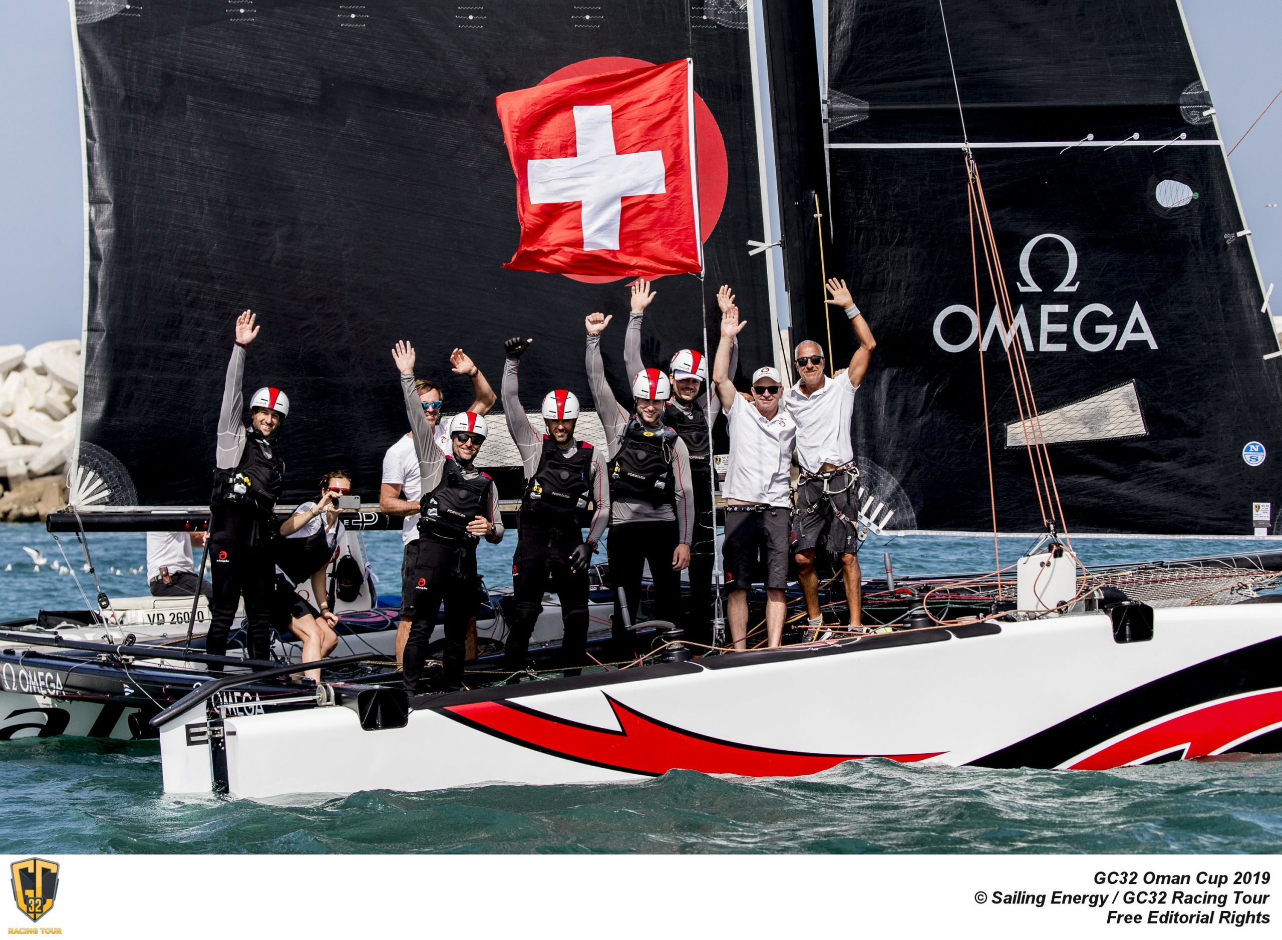 We are the champions - Sailing Energy pic