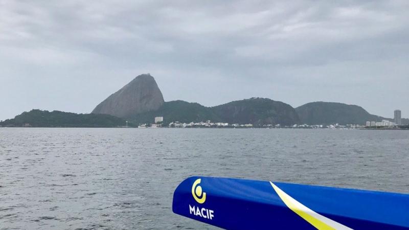 MACIF in Rio. Photo © Jérémie Eloy / Macif.