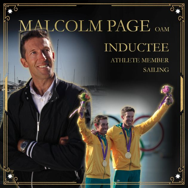 Malcolm Page OAM