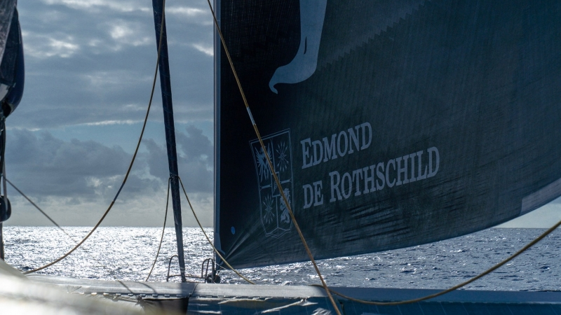 Maxi Edmond de Rothschild © Yann Riou / PolaRYSE / GITANA SA .
