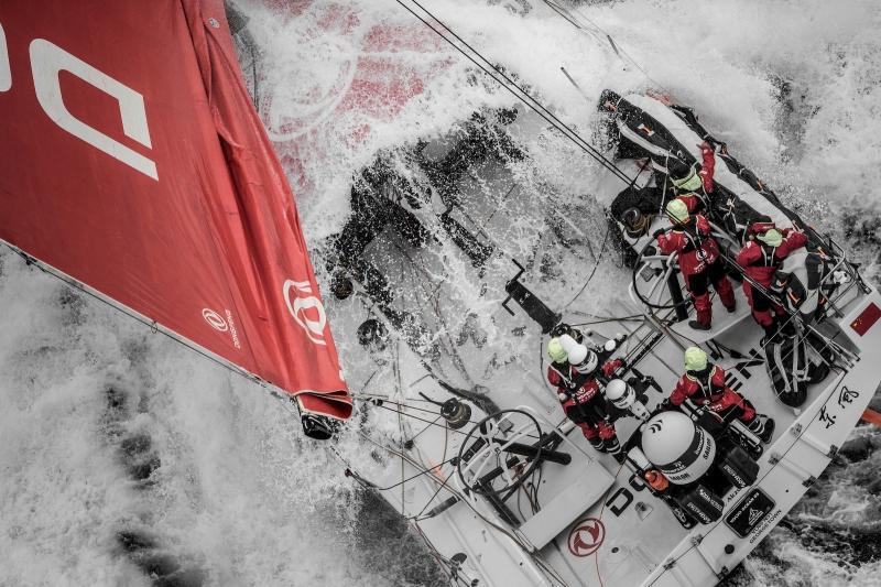 The Ocean Race will return to China. Ainhoa Sanchez/Volvo AB.