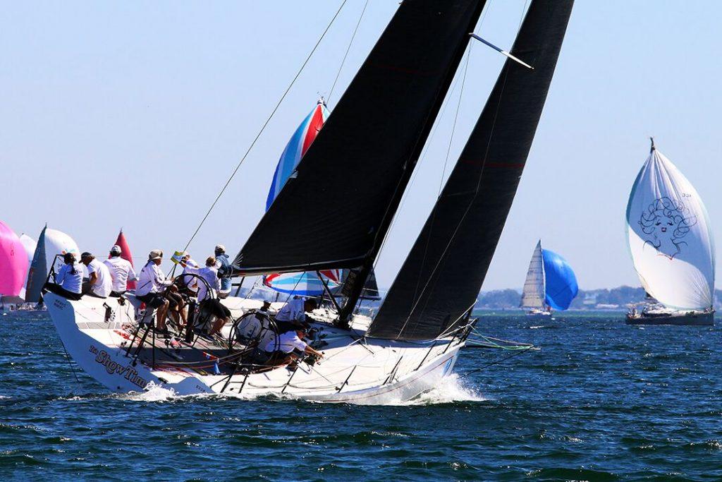 Showtime at Sail Port Stephens. Photo SPS.