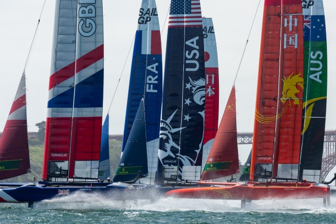 SailGP is aiming to go carbon neutral