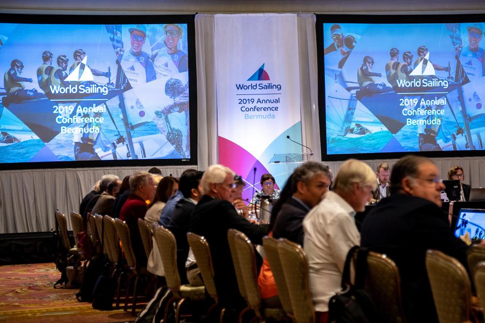 World Sailing's EGM has been cancelled