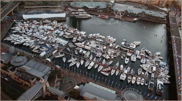 Sydney International Boat Show. Photo BIA .