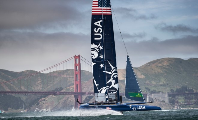 The 2020 SailGP San Francisco has been cancelled