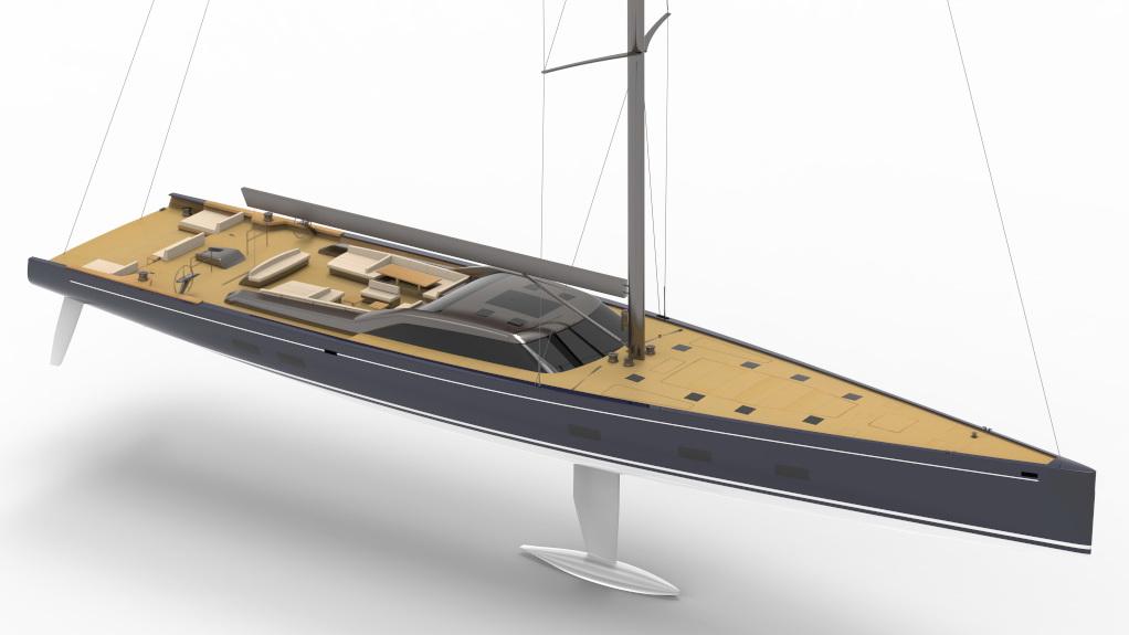 Royal Huisman Project 405