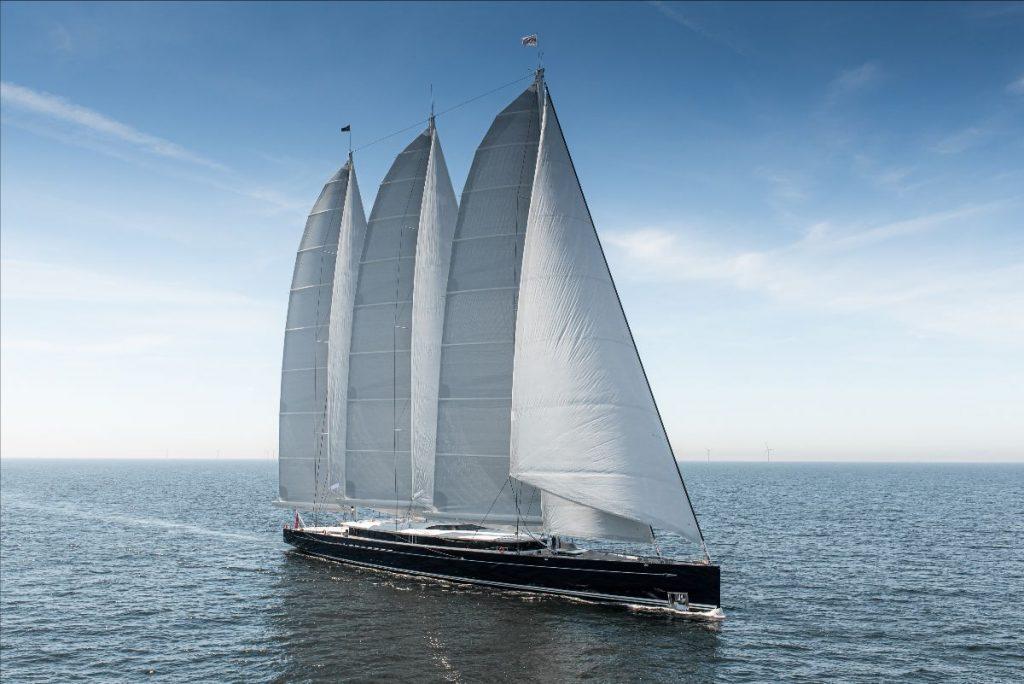 81 metre Sea Eagle II