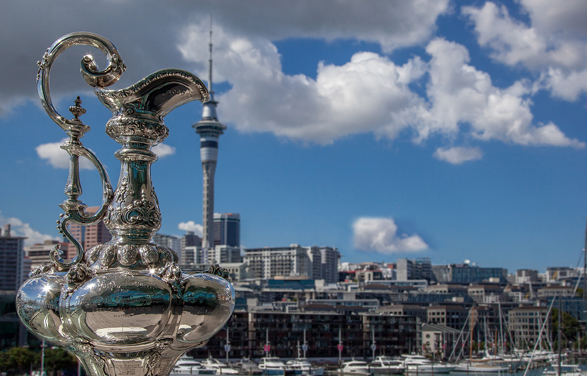 Photo credit: America's Cup