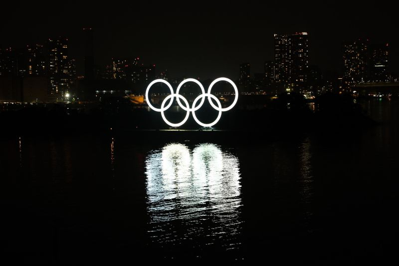 A new survey has found that more than half of Tokyo residents do not want the postponed Olympic and Paralympic Games to be held next year. Photo Getty Images.