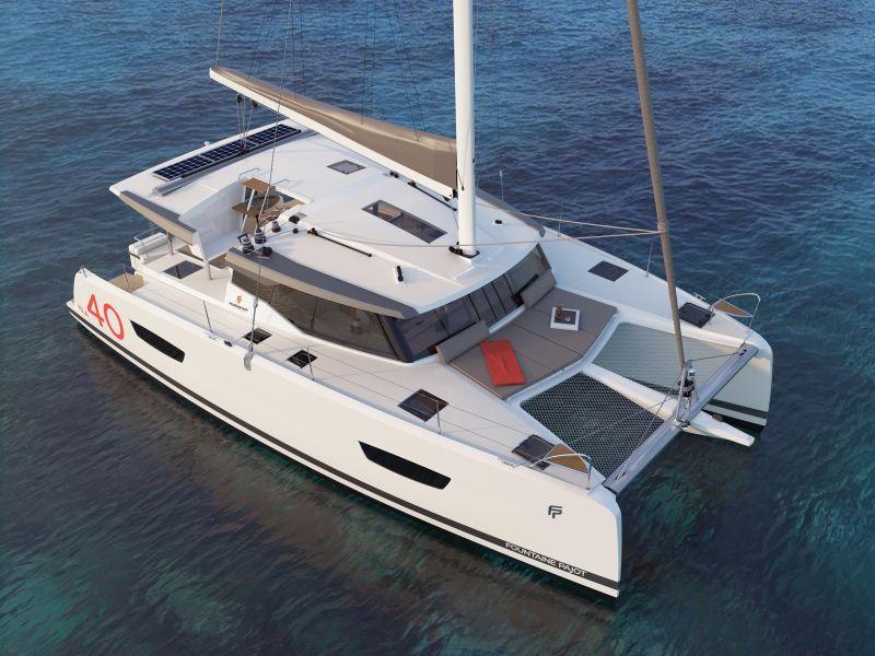 Fountaine Pajot has announced a new entry level sailing catamaran