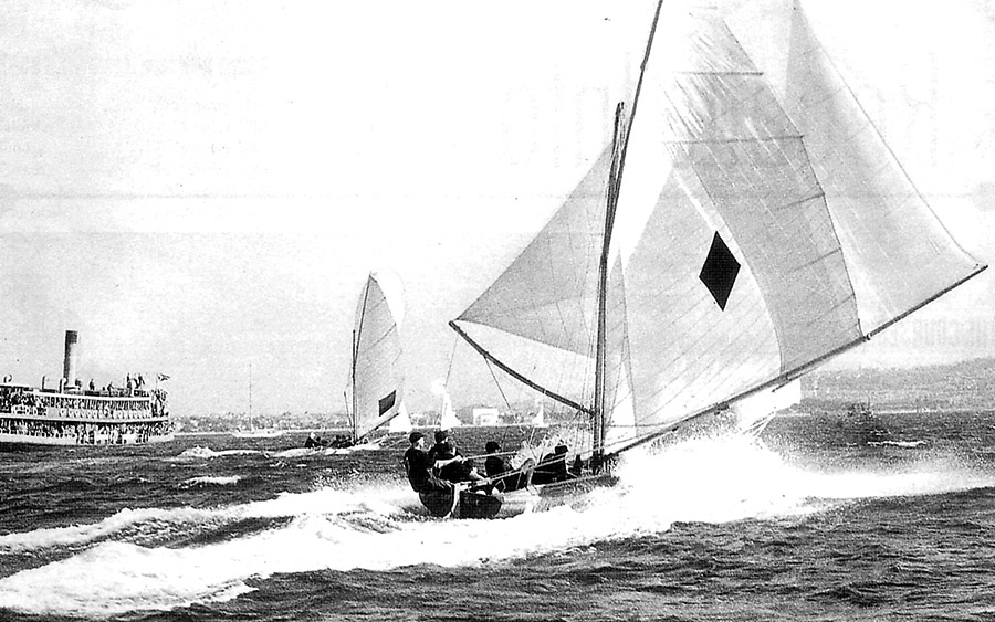 Aberdare was the breakthrough-style boat of the 1930s.