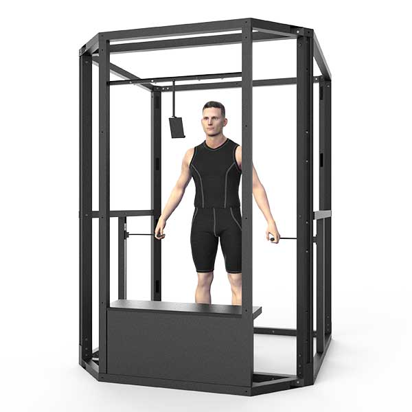 Aniwaa twinster 3D Body Scanner.