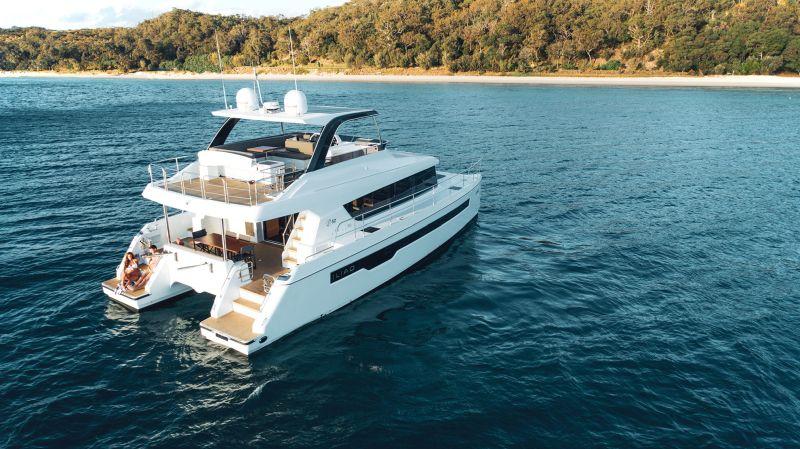 Ilad 50 Catamaran