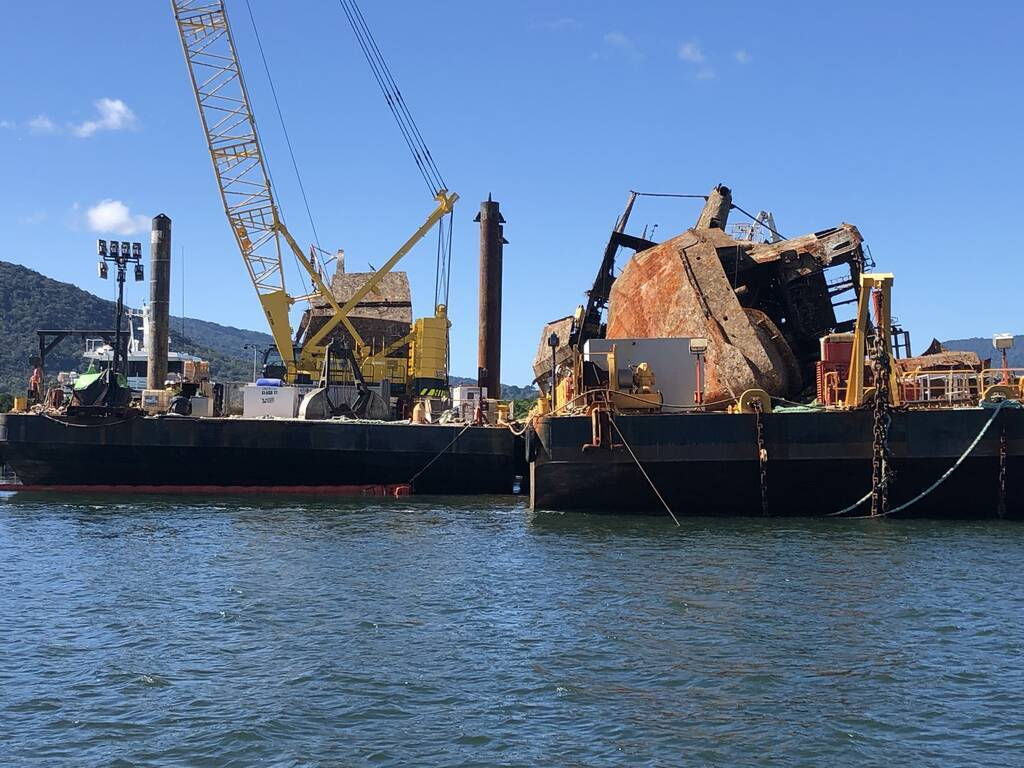 War on Wrecks. Photo MSQ.