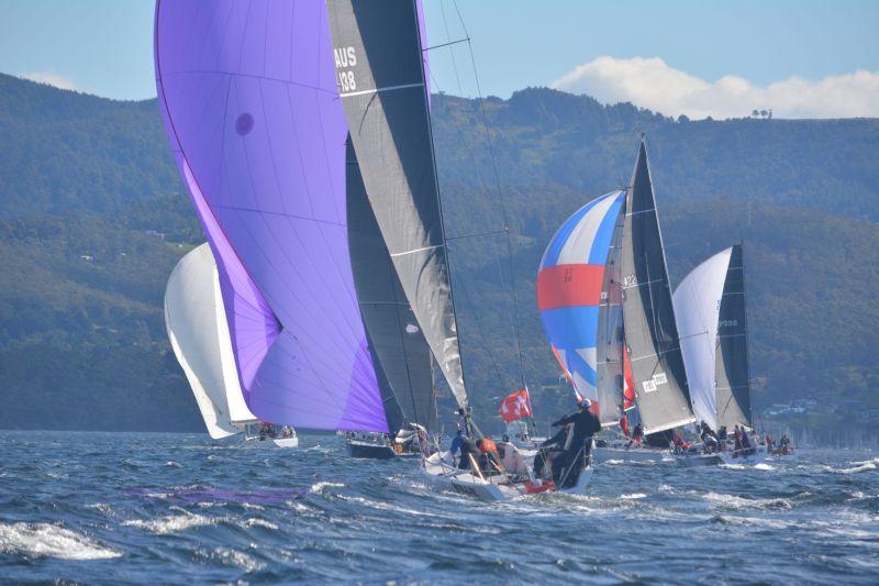 Pipe Opener fleet 2020. Photo Annie Oats.