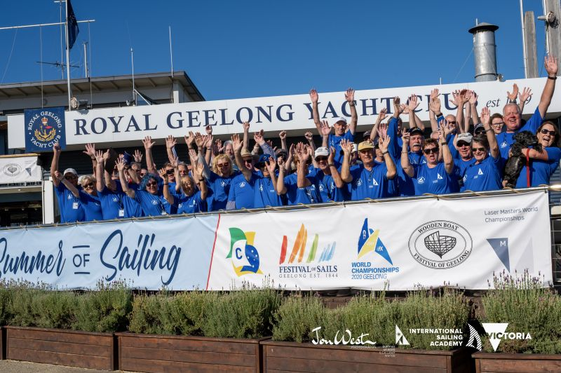 RGYC is Yacht Club of the Year 2020. Credit Jon West.