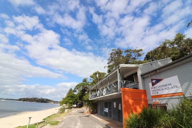 Port Stephens Council has appointed Newcastle Cruising Yacht Club as new the operator of the Salamander Bay-based Port Stephens Sailing and Aquatic Club. Picture: Port Stephens Examiner.