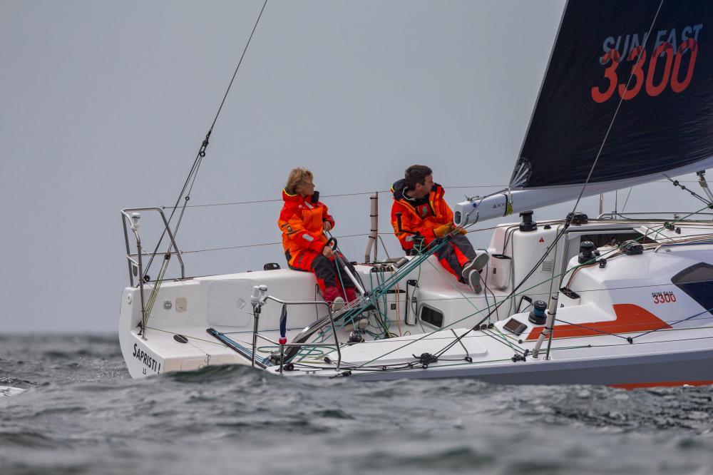 Offshore Doubles. Photo Australian Sailing.