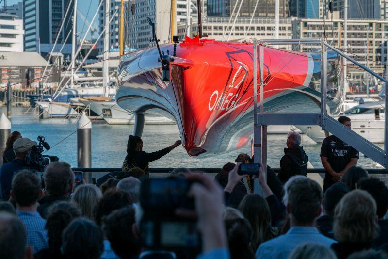 ETNZ Race Boat Launch