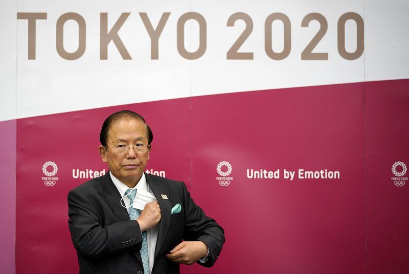 Tokyo 2020 chief executive Toshiro Muto. Photo Getty Images.