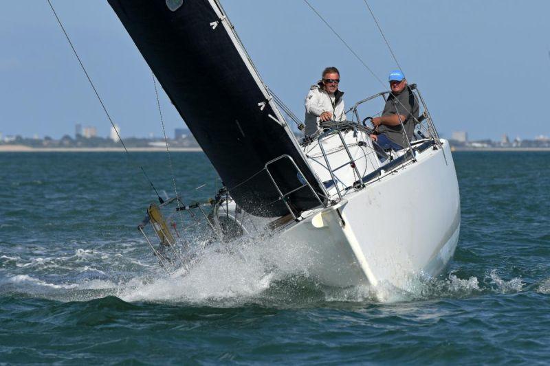 Richard Palmer's JPK 10.10 Jangada wins the RORC Yacht of the Year. Photo © Rick Tomlinson.