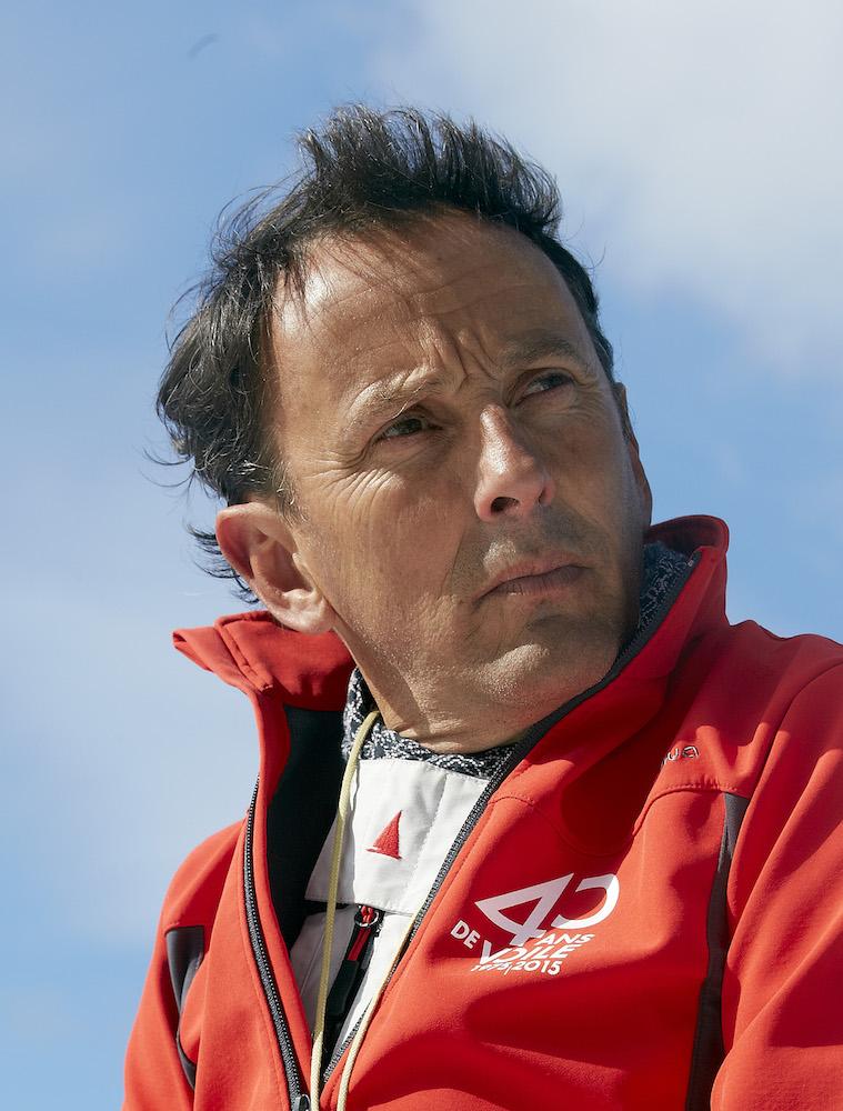 Alain Gautier. Photo © Photo Benoit Stichelbaut.